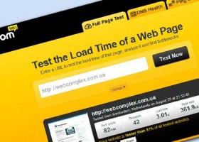 pingdom - проверит скорость загрузки вашего сайта