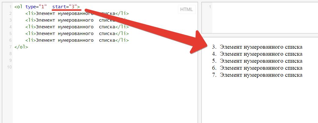 Как создать список в списке в html - Ремонт и сервис