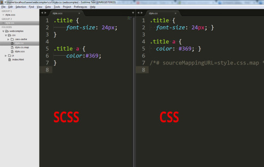 scss-syntax